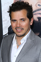"HOLLYWOOD, CA - JANUARY 13: John Leguizamo at the Los Angeles Premiere Of Universal Pictures' ""Ride Along"" held at the TCL Chinese Theatre on January 13, 2014 in Hollywood, California. (Photo by David Acosta/Celebrity Monitor)"