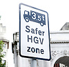 Boris Johnson MP <br /> Mayor of London launches Britain&rsquo;s first Safer Lorry Scheme at Marble Arch, London, Great Britain <br /> 1st September 2015 <br /> <br /> <br /> <br /> Safer lorries displayed at Marble Arch &amp; Boris Johnson outlines ways in which the scheme will be developed in the future. <br />  <br /> Under the new scheme, most vehicles which are currently exempt from national legislation for basic safety equipment will have to be retrofitted to drive on London&rsquo;s roads. This includes construction vehicles, which are involved in a disproportionate number of fatal collisions involving cyclists and pedestrians.<br /> <br /> Photograph by Elliott Franks <br /> Image licensed to Elliott Franks Photography Services