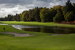 DEN DOLDER - Hole 15 en 16  Golfsocieteit De Lage Vuursche. FOTO KOEN SUYK