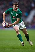 17th March 2018, Twickenham, London, England; NatWest Six Nations rugby, England versus Ireland; Peter O'Mahony of Ireland