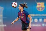 FC Barcelona vs Montpellier HSC: 1-2.<br /> Vicky Losada.