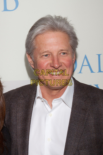 Bruce Boxleitner<br /> 'Dallas Buyers Club' Premiere in Los Angeles, California, USA.<br /> October 17th, 2013 <br /> headshot portrait white shirt brown suit jacket <br /> CAP/MPI/VEL<br /> &copy;Velasquez/MediaPunch/Capital Pictures