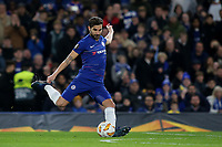 Cesc Fabregas of Chelsea in action during Chelsea vs PAOK Salonika, UEFA Europa League Football at Stamford Bridge on 29th November 2018