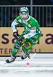 Stockholm 2014-03-01 Bandy SM-semifinal 1 Hammarby IF - V&auml;ster&aring;s SK :  <br /> Hammarbys Jesper Jonsson i aktion <br /> (Foto: Kenta J&ouml;nsson) Nyckelord:  VSK Bajen HIF portr&auml;tt portrait