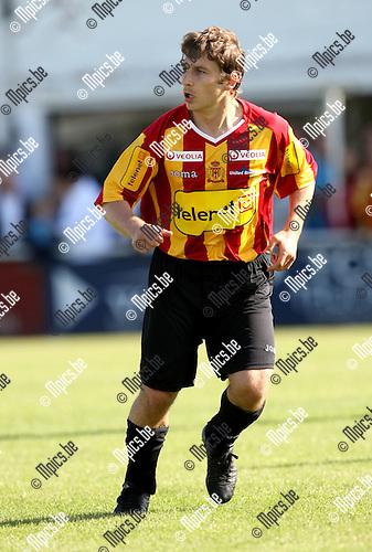 2009-06-24 / Voetbal / KV Mechelen seizoen 2009-2010 / Antun Dunkovic..Foto: Maarten Straetemans (SMB)
