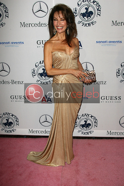 Susan Lucci<br /> at the 32nd Anniversary Carousel Of Hope Ball, Beverly Hilton Hotel, Beverly Hills, CA. 10-23-10<br /> David Edwards/Dailyceleb.com 818-249-4998