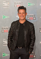 Spanish singer Alejandro Sanz during the presentation of his concert 'Mas es Mas'. May 17, 2017. (ALTERPHOTOS/Garcia) /NortePhoto.com