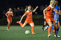 Allston, MA - Wednesday Aug. 31, 2016: Janine Beckie during a regular season National Women's Soccer League (NWSL) match between the Boston Breakers and the Houston Dash at Jordan Field.