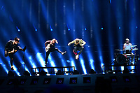 AWS (Hungary)<br /> Eurovision Song Contest Grand Final dress rehearsal, Lisbon, Portugal on May 11 2018.<br /> CAP/PER<br /> &copy;PER/CapitalPictures