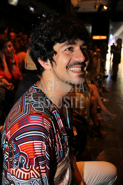 Sao Paulo, Brasil – 24/01/2012 - Ricardo de Castro no desfile de Amapo durante o SPFW  -  Inverno  2012. Foto : Edu Lopes/ Ag. Fotosite