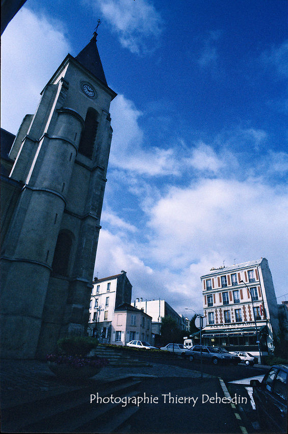 1989-1994; Issy Les Moulineaux; Les Hauts d'Issy