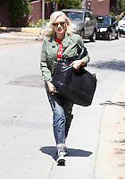 Gwen Stefani out to do some errands in Los Angeles