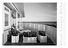 FRONT PORCH, BEACH HOUSE<br /> Kennebunkport, Maine<br /> Winton Scott, Architect © Brian Vanden Brink, 1994