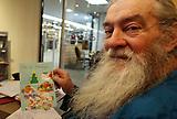Weihnachtsmann in Warschau / Santa Claus in Warsaw