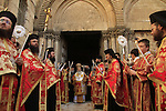 Easter, Greek Orthodox Maundy Thursday ceremony