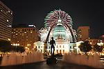 Fair St. Louis Fireworks 2011