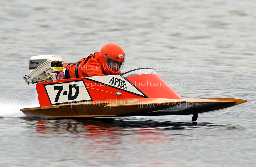 7-D     (Outboard Hydroplane)