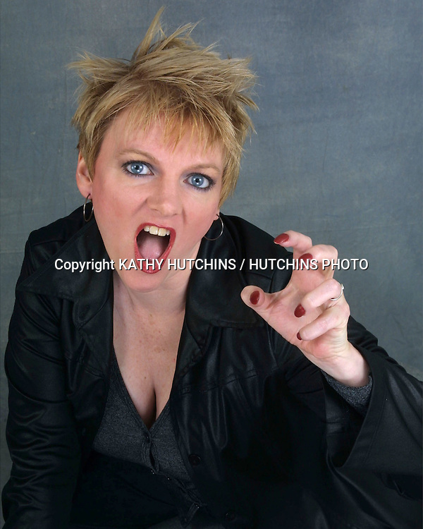 ©2003 KATHY HUTCHINS / HUTCHINS PHOTO.STUDIO PHOTO SESSION.ALISON ARNGRIM.BUBANK, CA.JULY 25, 03..EXCLUSIVE