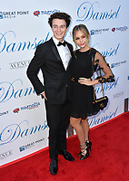 """Dylan Summerall & Brec Bassinger at the premiere for """"Damsel"""" at the Arclight Hollywood, Los Angeles, USA 13 June 2018<br /> Picture: Paul Smith/Featureflash/SilverHub 0208 004 5359 sales@silverhubmedia.com"""