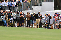 Hideki Matsuyama (International) on the 10th fairway during the First Round - Four Ball of the Presidents Cup 2019, Royal Melbourne Golf Club, Melbourne, Victoria, Australia. 12/12/2019.<br /> Picture Thos Caffrey / Golffile.ie<br /> <br /> All photo usage must carry mandatory copyright credit (© Golffile | Thos Caffrey)