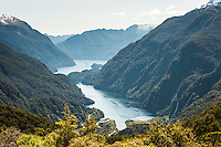 Doubtful Sound and Deep Cove, Fiordland National Park, Southland, New Zealand