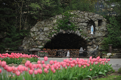 Grotto in Spring