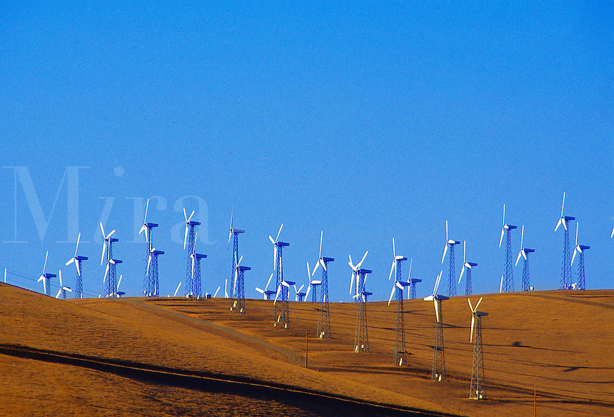 Wind mill farm.<br />