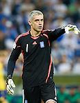 Antonios Nikopolidis at Euro 2008 Greece-Sweden 06102008, Salzburg, Austria