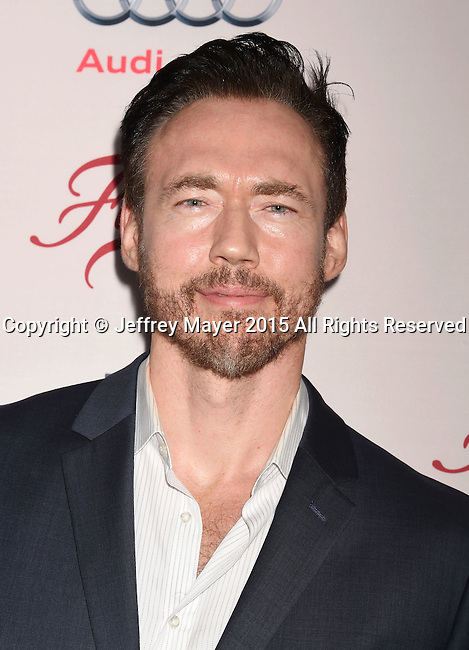 HOLLYWOOD, CA - OCTOBER 07: Actor Kevin Durand attends the premiere of FX's 'Fargo' Season 2 held at ArcLight Cinemas on October 7, 2015 in Hollywood, California.