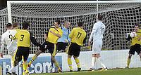 Ayr United v Clachnacuddin