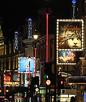 Neon Lights around London's Theatreland and Chinatown, London, UK on Sunday February 4th 2018<br /> CAP/ROS<br /> &copy;Steve Ross/Capital Pictures