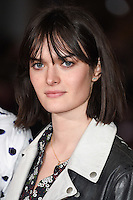 Sam Rollinson at the European premiere for &quot;Pride and Prejudice and Zombies&quot; at the Vue West End, Leicester Square.<br /> February 1, 2016  London, UK<br /> Picture: Steve Vas / Featureflash