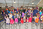 Children who took part in the Easter Egg hunt at Ballyseede Garden centre on Easter Sunday.