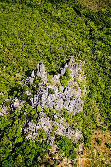 Koumac, les grottes