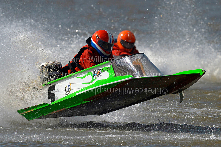 #5(J-Stock, Outboard Hydroplane)