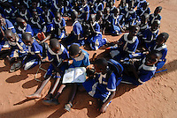 "Afrika Uganda Kitgum , Schule fuer Maedchen der katholische Kirche  -  Bildung Afrikaner afrikanisch xagndaz | .Africa Uganda Kitgum - girls school of catholic church  -  education .| [ copyright (c) Joerg Boethling / agenda , Veroeffentlichung nur gegen Honorar und Belegexemplar an / publication only with royalties and copy to:  agenda PG   Rothestr. 66   Germany D-22765 Hamburg   ph. ++49 40 391 907 14   e-mail: boethling@agenda-fototext.de   www.agenda-fototext.de   Bank: Hamburger Sparkasse  BLZ 200 505 50  Kto. 1281 120 178   IBAN: DE96 2005 0550 1281 1201 78   BIC: ""HASPDEHH"" ,  WEITERE MOTIVE ZU DIESEM THEMA SIND VORHANDEN!! MORE PICTURES ON THIS SUBJECT AVAILABLE!! ] [#0,26,121#]"