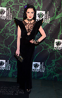 NEW YORK, NY - OCTOBER 30: Dita Von Teese attends Bette Midler's 2017 Annual Hulaween Event Benefiting The New York Restoration Project, at the Cathedral of St. John the Divine on Monday, October 30, 2017  in New York. Credit: Raymond Hagans/MediaPunch /NortePhoto.com
