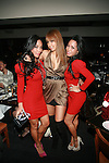 To-Tam Sachika, Ellaina and To-Nya Sachika  Attend JONES MAGAZINE PRESENTS SACHIKA TWINS BDAY BASH at SL, NY 12/12/11