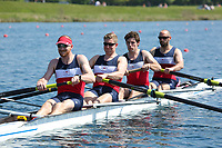 Race: 62  Event: Challenge 4+  Heat B<br /> <br /> Wallingford Regatta 2018<br /> <br /> To purchase this photo, or to see pricing information for Prints and Downloads, click the blue 'Add to Cart' button at the top-right of the page.