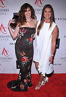 NEW YORK, NY - August 7: Brooke Shields, Carol Alt attends the Accessories Council's 21st Annual celebration of the ACE awards at Cipriani 42nd Street on August 7, 2017 in New York City in New York City. <br /> CAP/MPI/JP<br /> &copy;JP/MPI/Capital Pictures
