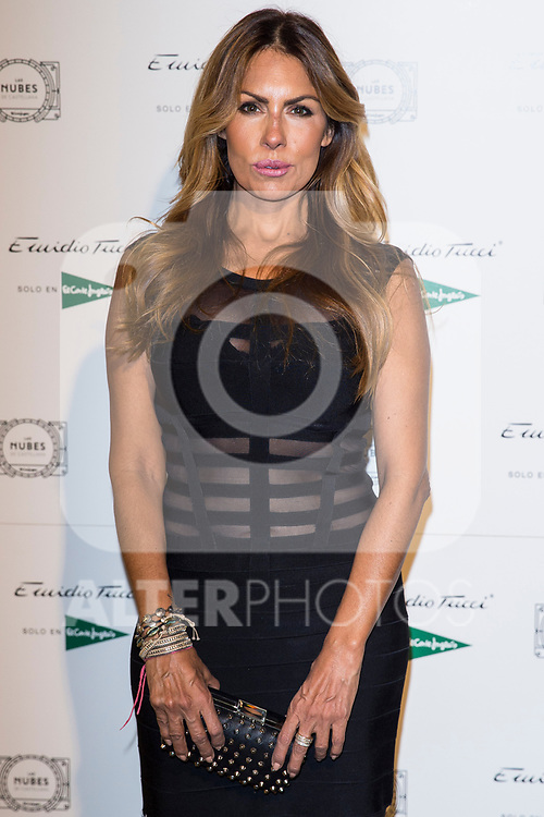 Jacqueline de la Vega attend Emidio Tucci parade of the new autumn / winter collection in Madrid, Spain. March 30, 2017. (ALTERPHOTOS / Rodrigo Jimenez)