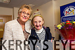 Kerry carer of the year Eileen Brennan carer for Ellen Brennan