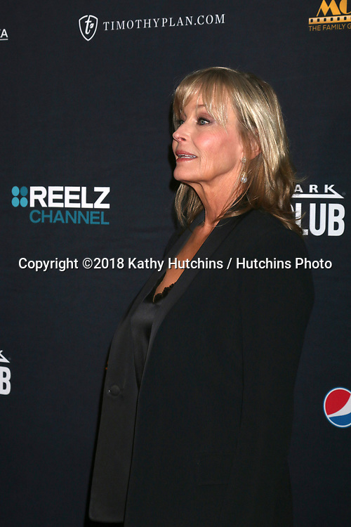 LOS ANGELES - FEB 2:  Bo Derek at the 26th MovieGuide Awards at the Universal Hilton Hotel on February 2, 2018 in Universal City, CA