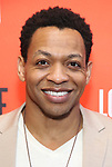 """Derrick Baskin attending the Broadway Opening Night Performance of  """"Lobby Hero"""" at The Hayes Theatre on March 26, 2018 in New York City."""