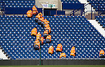 Stewards complete a sweep of the stadium before kick off - English Premier League - West Bromwich Albion vs Manchester Utd - The Hawthorns Stadium - West Bromwich - England - 6th March 2016 - Picture Simon Bellis/Sportimage