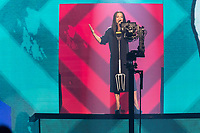 Rita Ora hosts the show of the 2017 MTV Europe Music Awards, EMAs, at SSE Arena, Wembley, in London, Great Britain, on 12 November 2017. Photo: Hubert Boesl <br />
