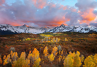 Autumn Sunset, Colorado