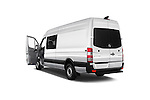 Car images of 2016 Mercedes Benz Sprinter-Crew-Van 2500-170-WB-High-Roof 4 Door Combi Doors