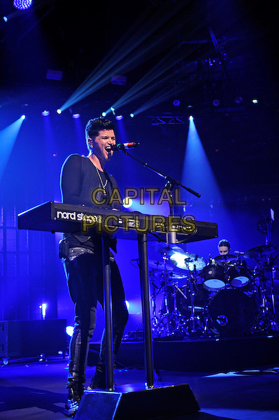 LONDON, ENGLAND - SEPTEMBER 14:  Danny O'Donoghue of The Script performing at itunes Festival, Camden Roundhouse on September 14, 2014 in London, England.<br /> CAP/MAR<br /> &copy; Martin Harris/Capital Pictures