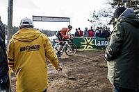 steward.<br /> <br /> U23 Men's Race<br /> UCI CX World Cup Zolder / Belgium 2017